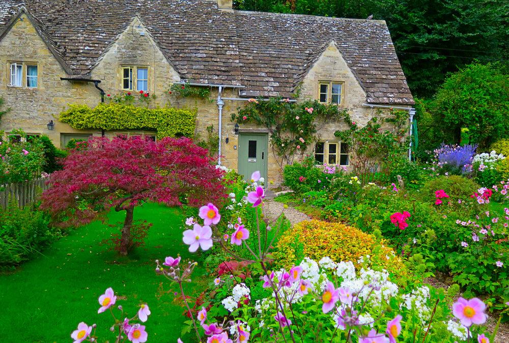 Nos 10 inspirations de jardin à l'anglaise