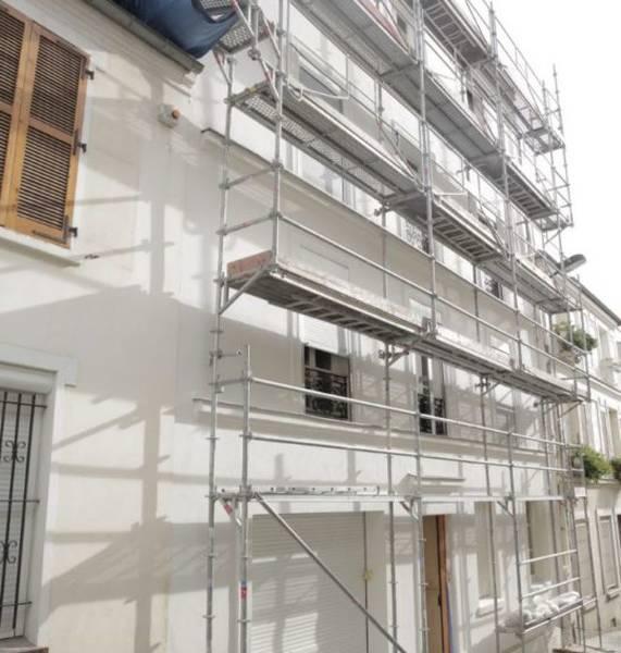 entreprise nettoyage facade maison