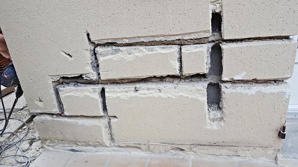 traitement fissure facade maison