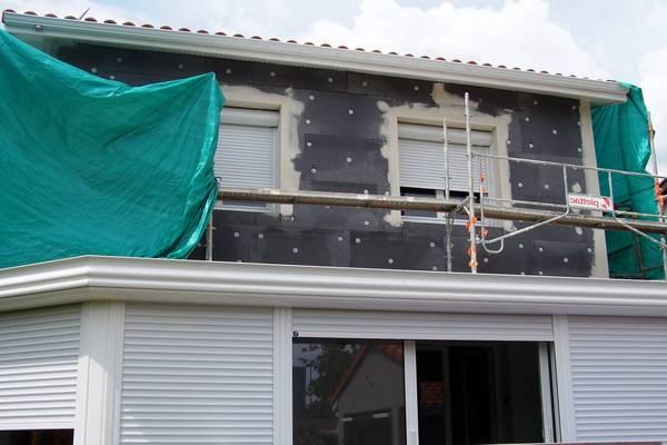 ravalement facade isolation exterieure