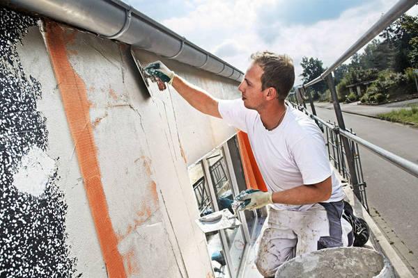 peinture facade bricoman