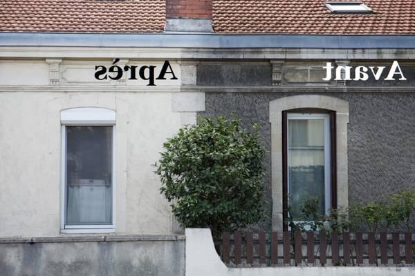 isolation façade maison