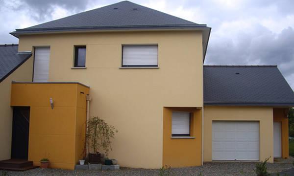 peinture facade ton pierre brico depot